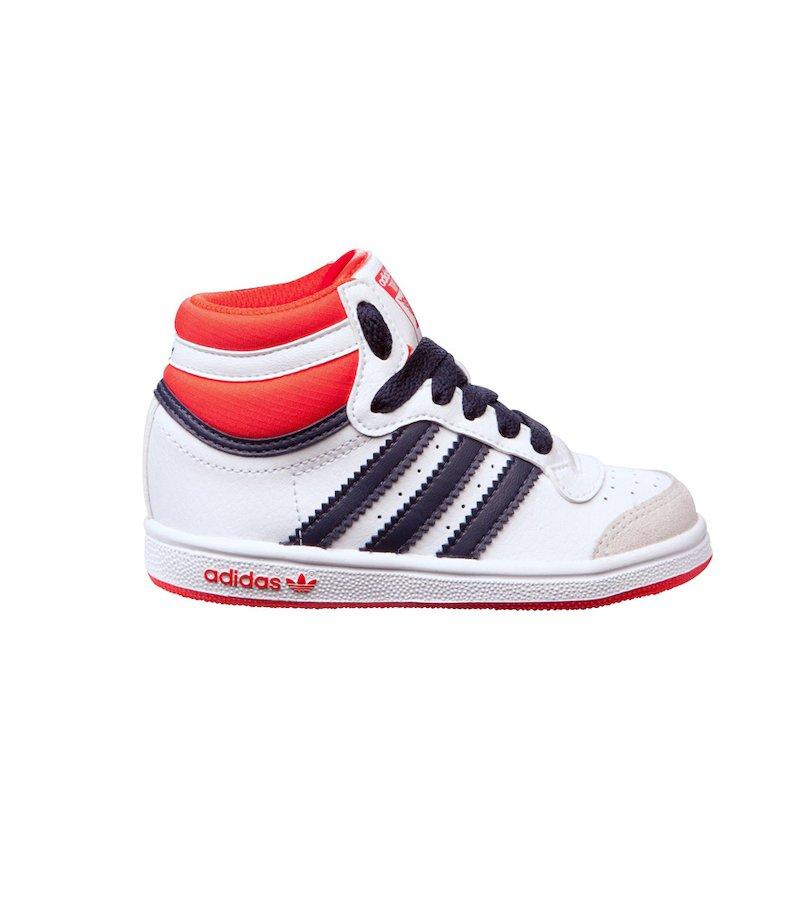 Zapatillas deportivas TOP TEN HIGH de ADIDAS niños