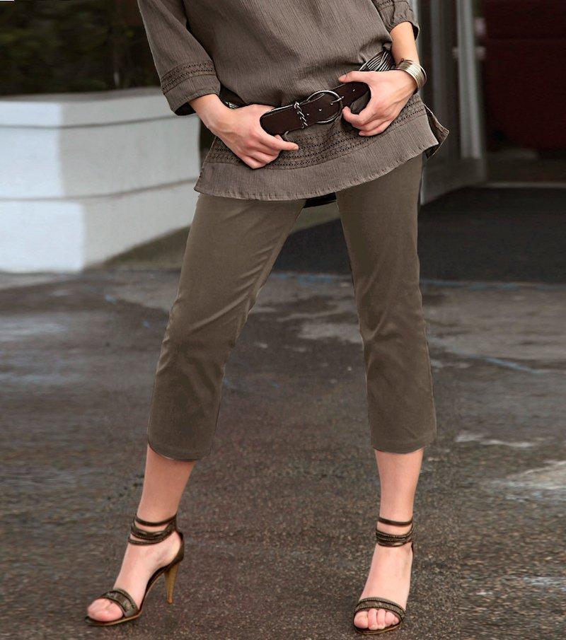 Pantalón largo de mujer regulable