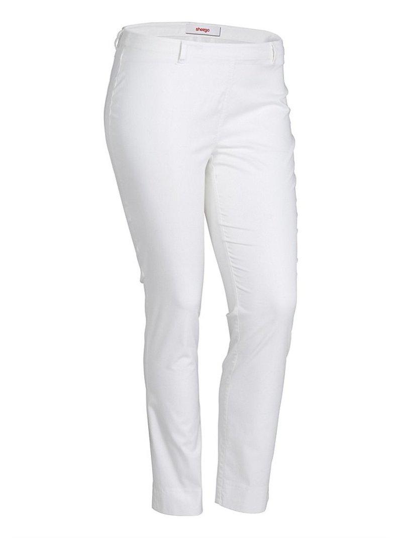 Pantalón elástico de mujer