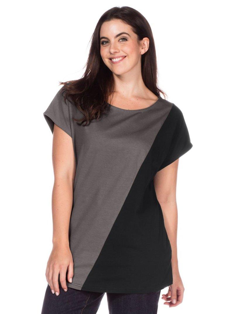 Camiseta de manga corta mujer