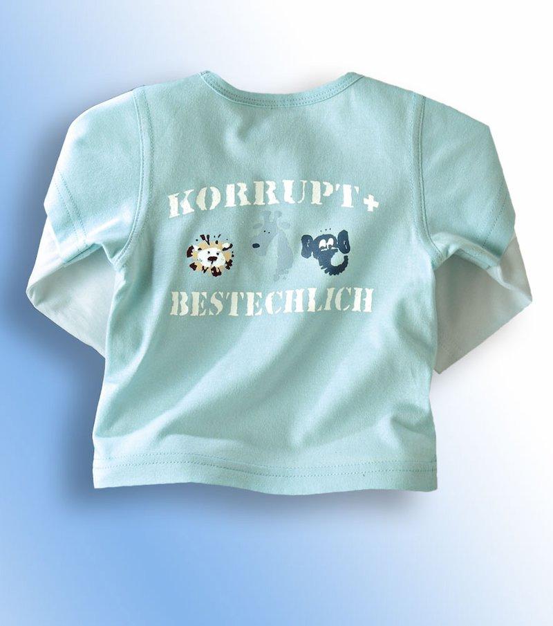 Camiseta manga larga niño 100% algodón