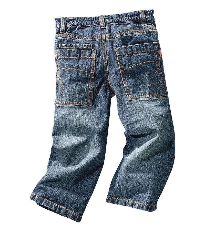 Pantalón vaquero niño 100% algodón