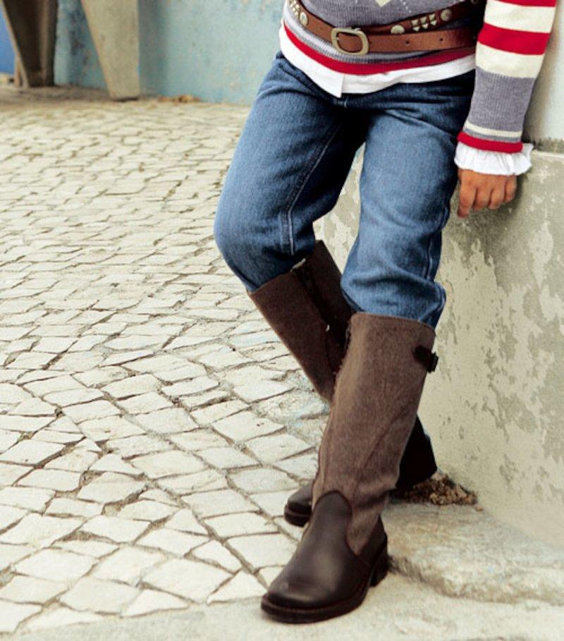 Pantalón vaquero de niña