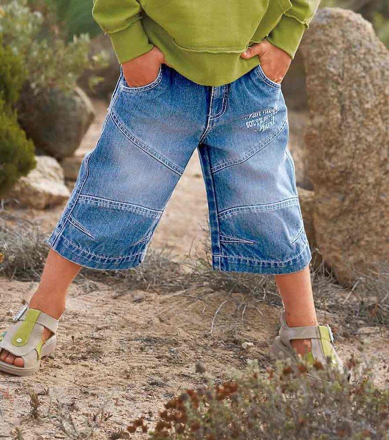 Pantalón Bermudas niño