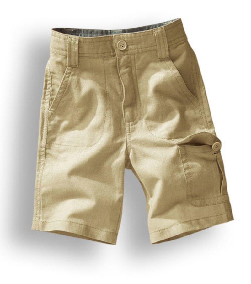 Pantalón Bermudas de niño con cinturilla ajustable