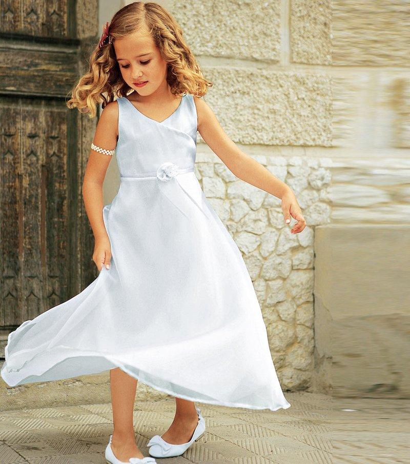 Vestido de fiesta niña gran vuelo
