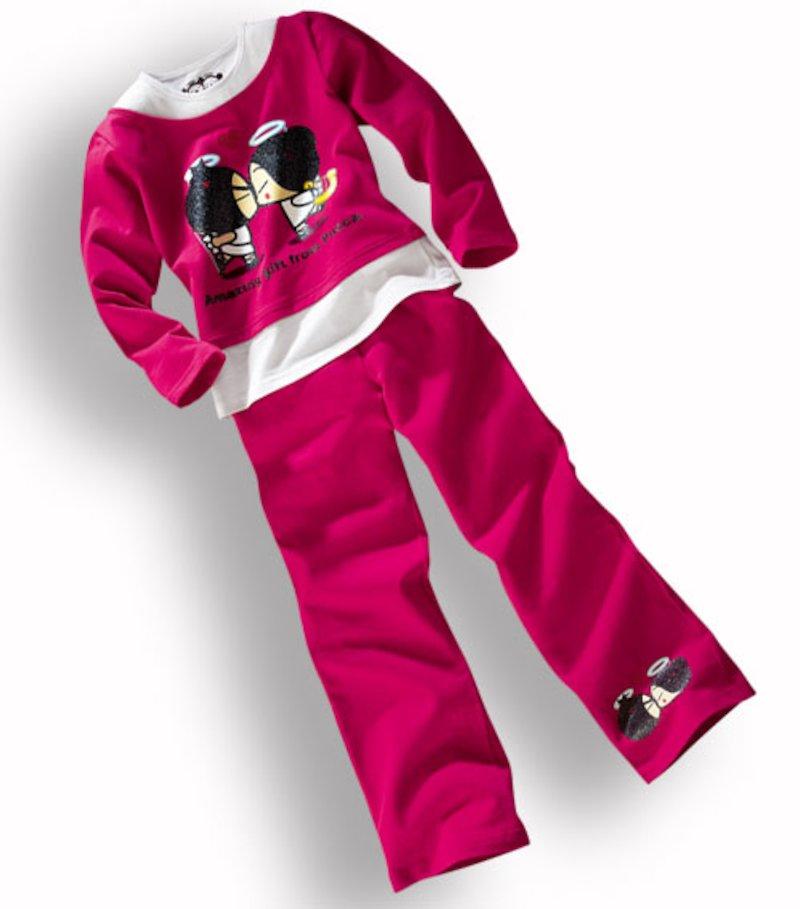 Pijama niña Pucca