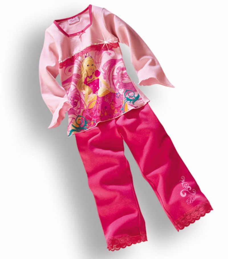 Pijama Barbie