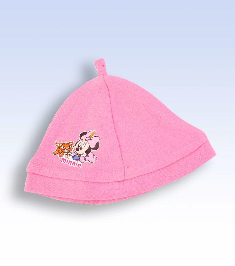 Gorrito de punto bebé Minnie
