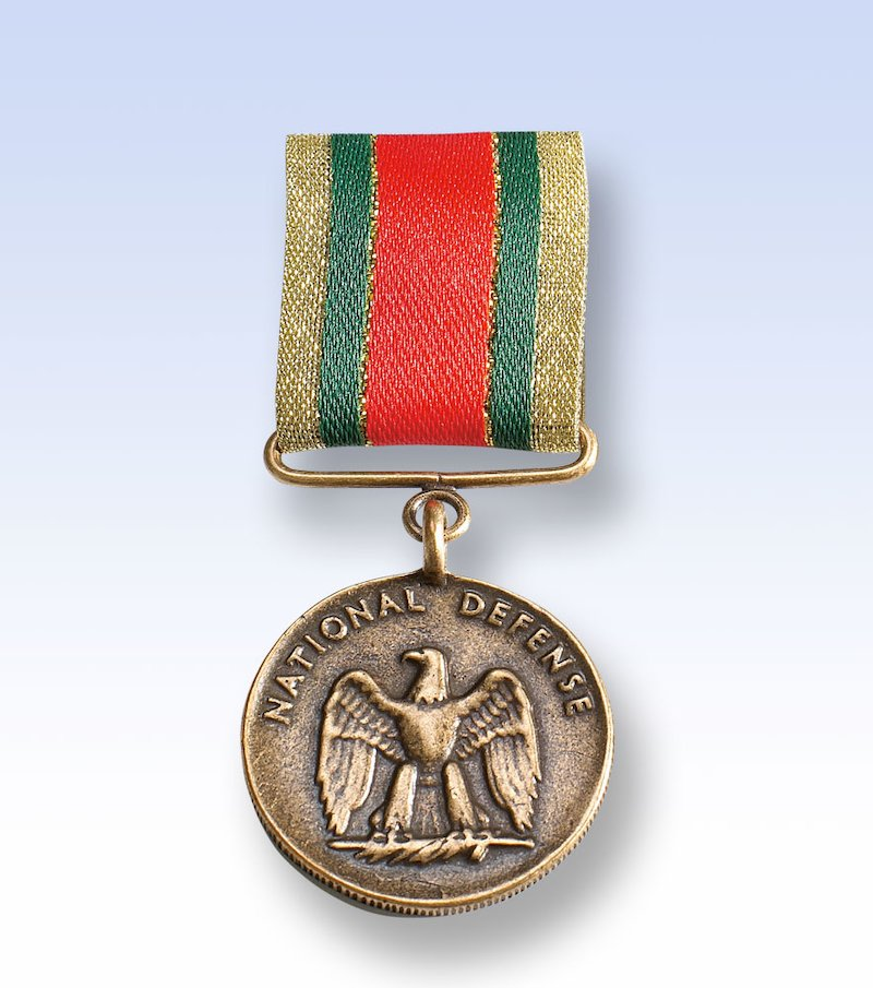 Broche de medallas
