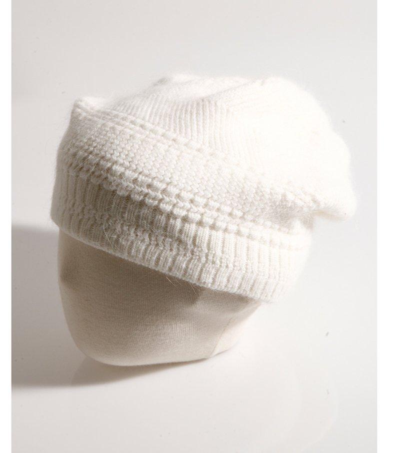 Gorro lana circular de fantasía