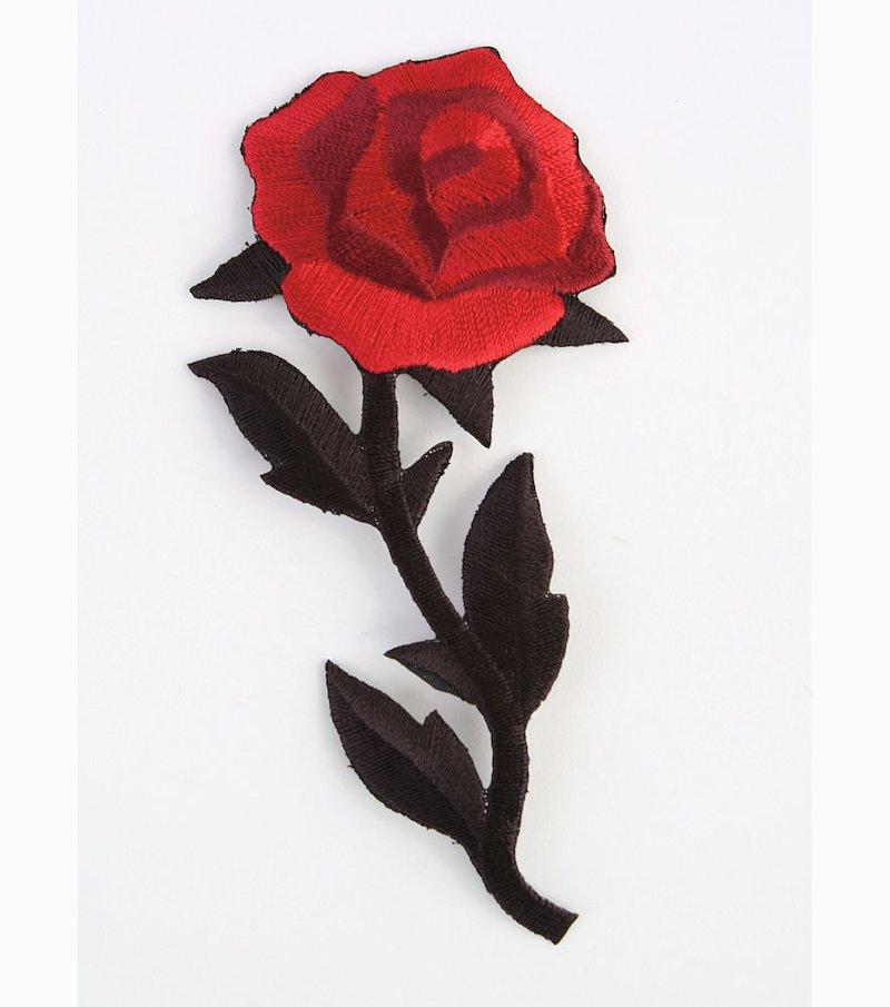 Transferible bordado Rosa
