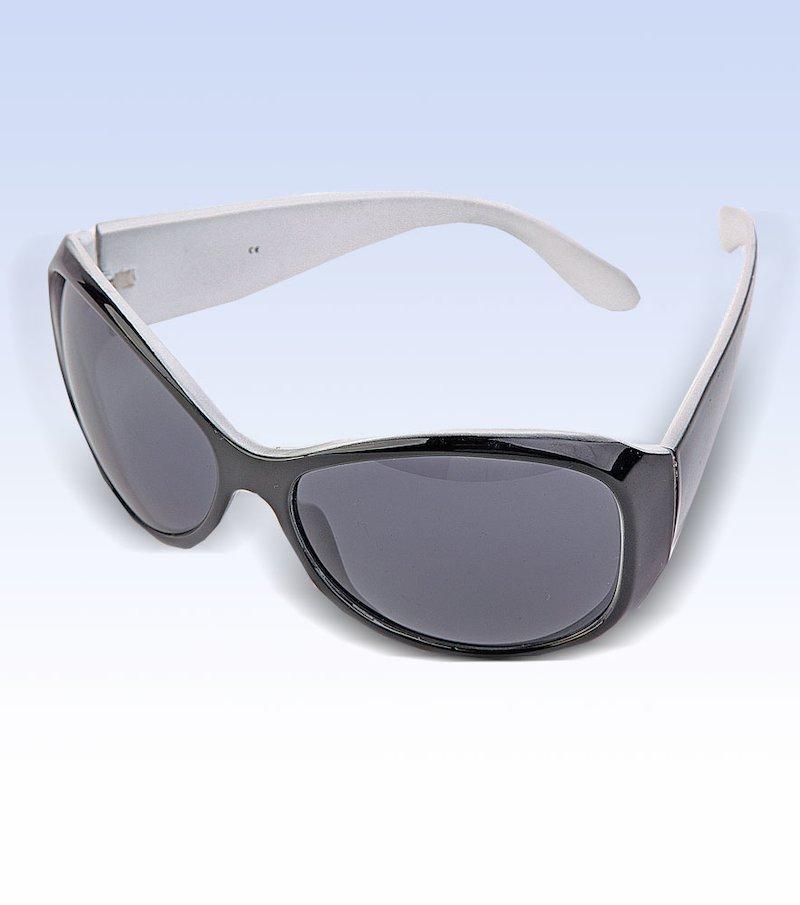 Gafas de sol mujer de pasta estilo retro - Negro