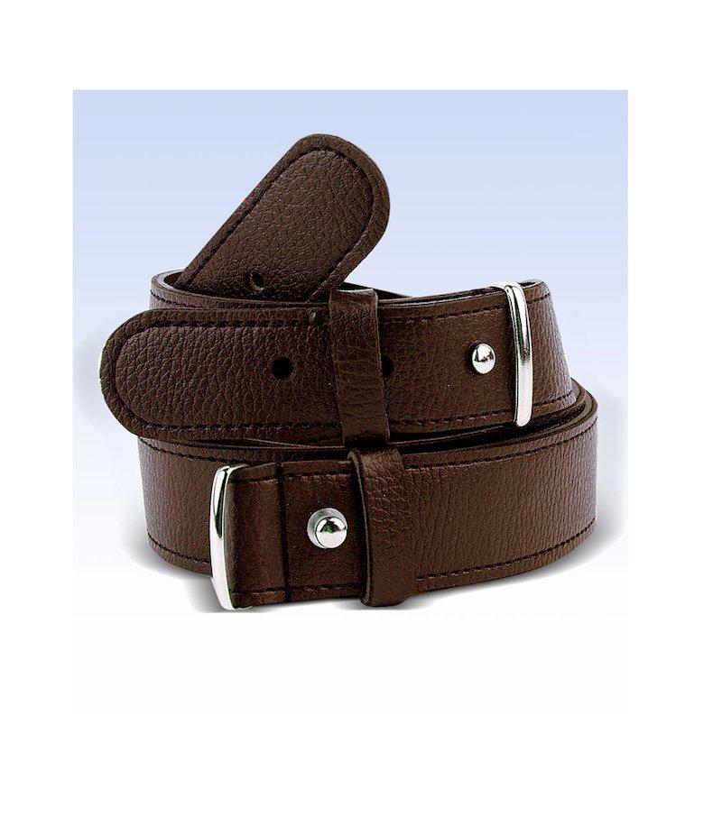 Cinturón mujer grabado en polipiel