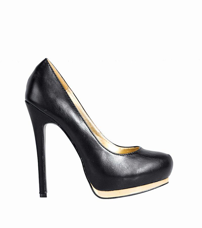 Zapatos de vestir mujer salón con tacón