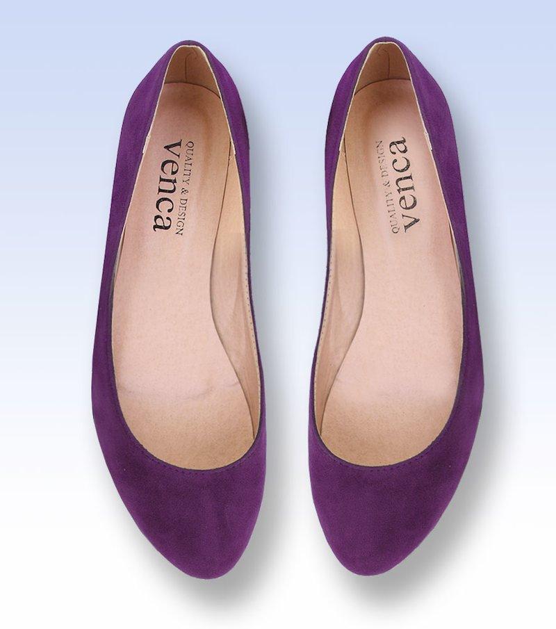 Zapatos bailarinas mujer con Clip gratis