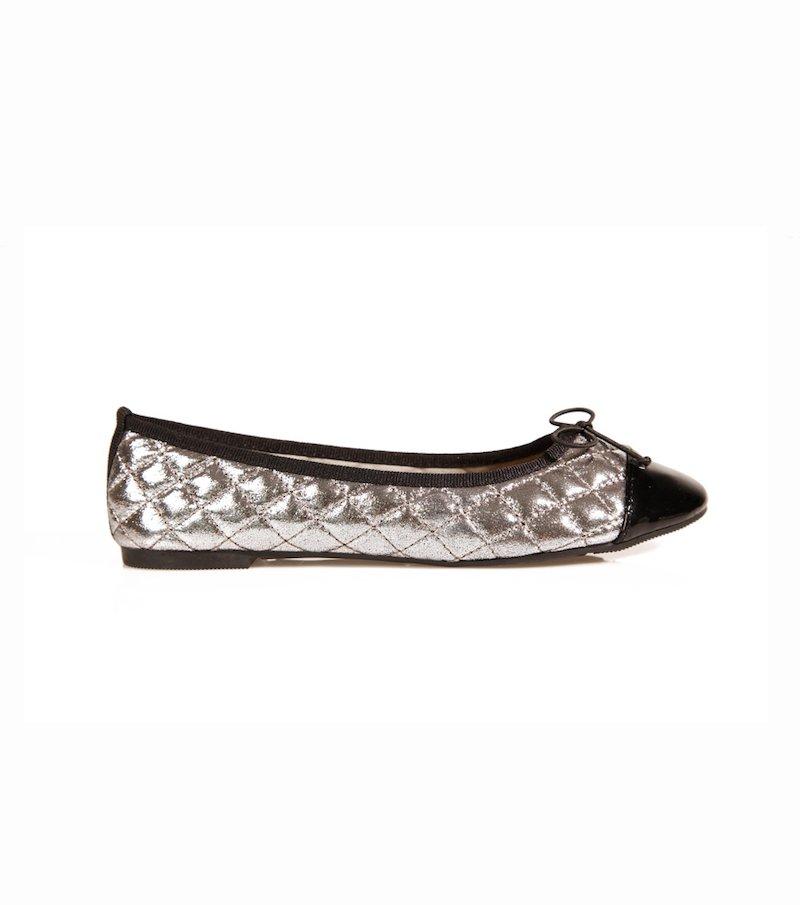 Zapatos bailarinas mujer acolchadas