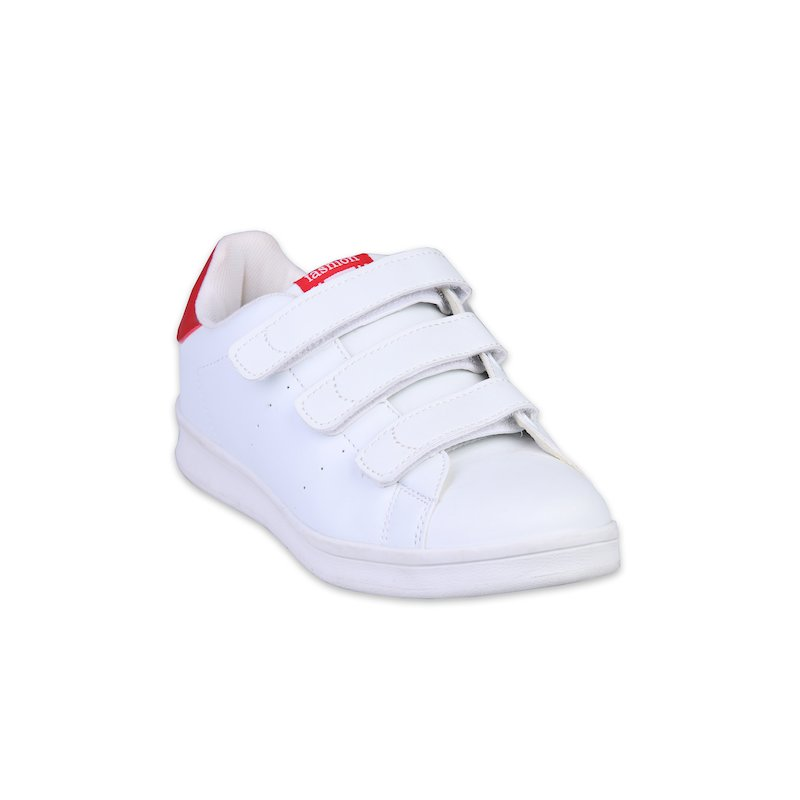 Zapatillas deportivas con bandas autoadherentes