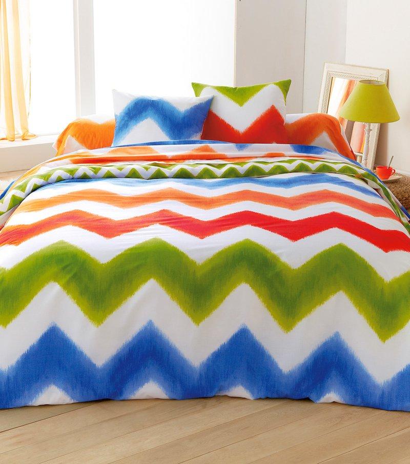 Juego de cama 2 piezas Ibiza estampado
