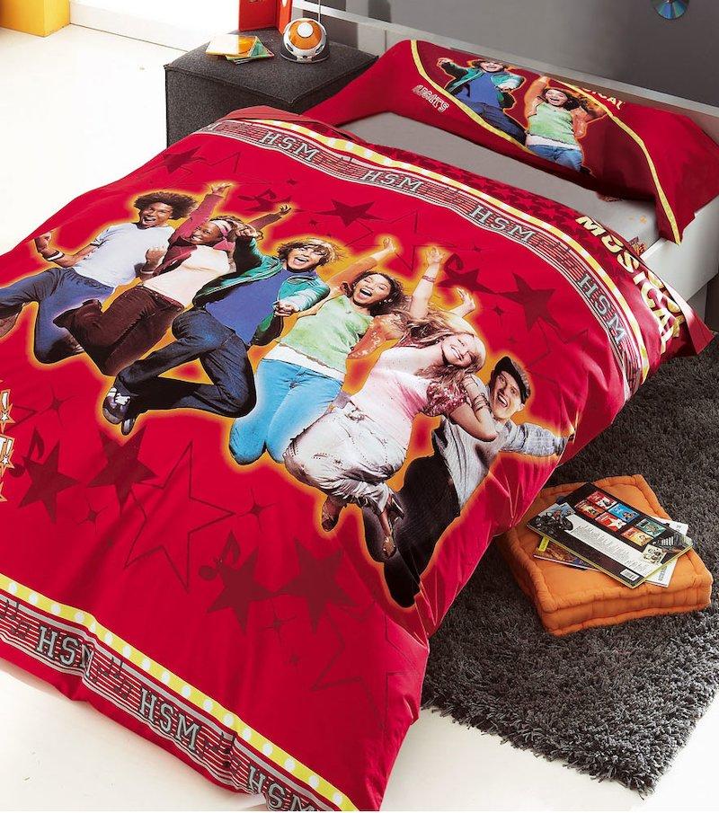 Juego de cama 2 piezas High School Musical