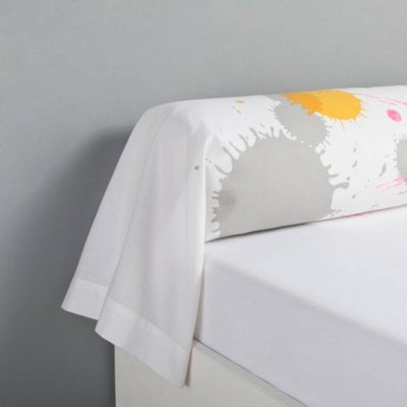 Funda cojín o almohada PLOUF fluor