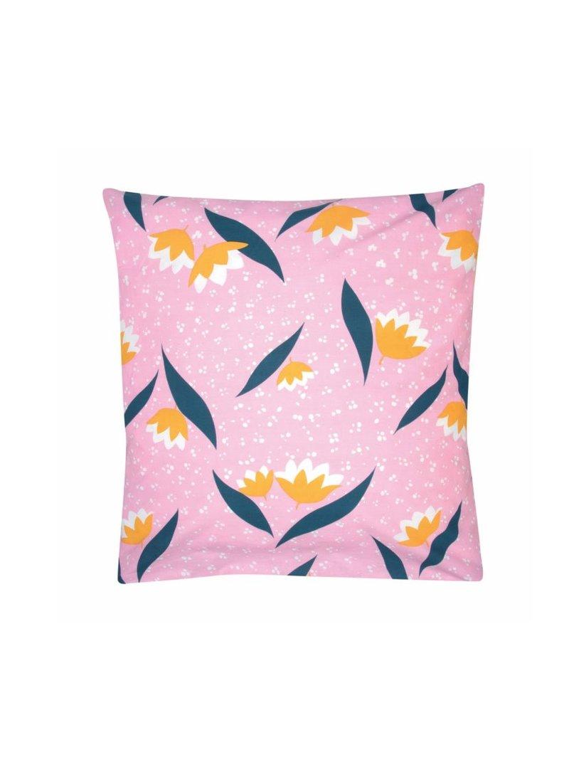 Funda de cojín o almohada JOLIE flores