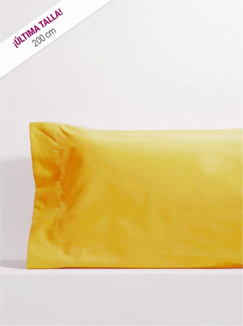 Funda almohada 100% algodón (varios colores)