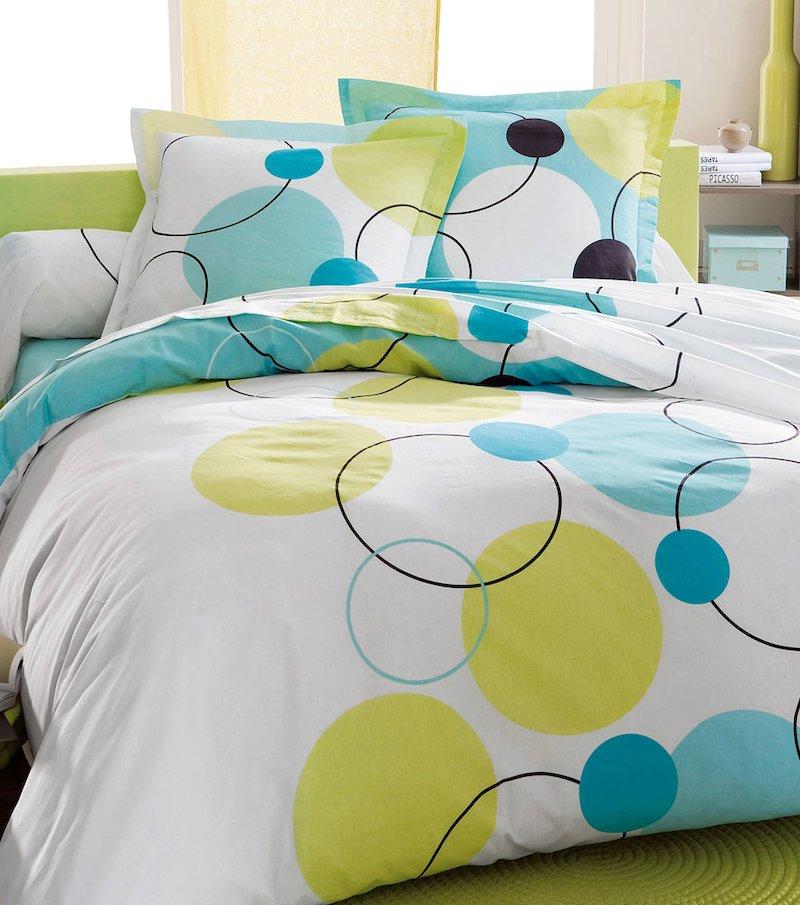 Funda de almohada Burbujas