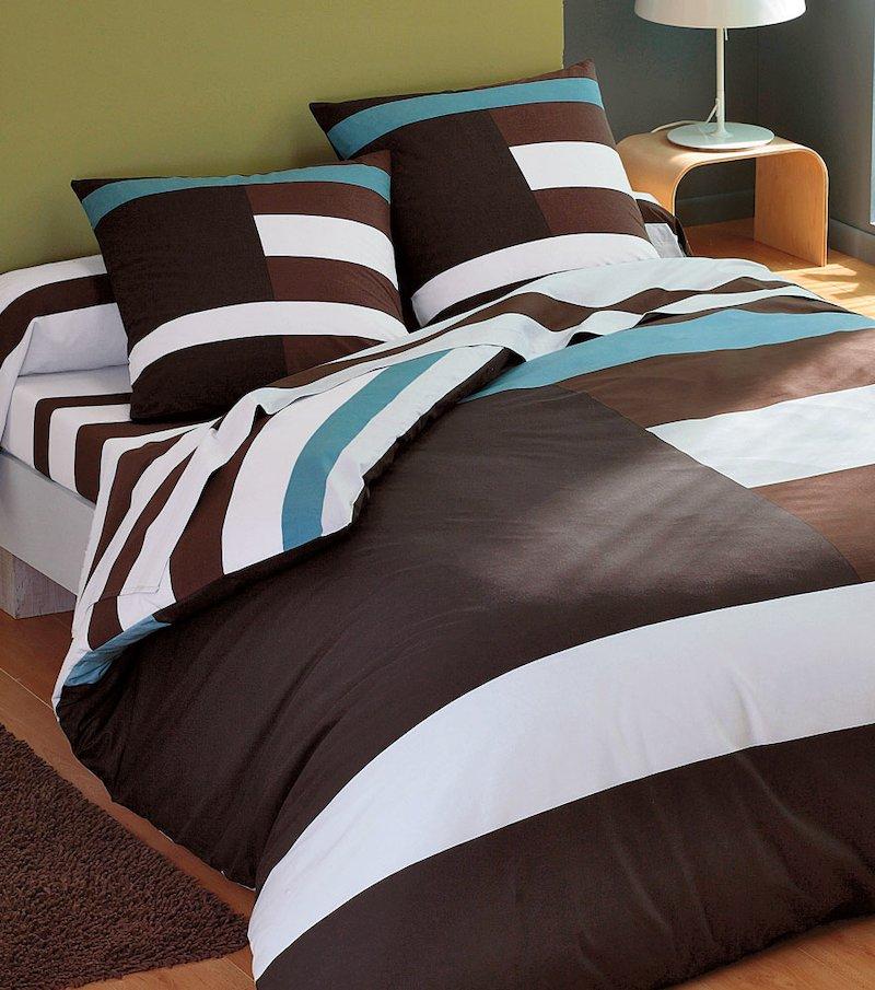Funda de almohada Trasatlántico diseño multicolor