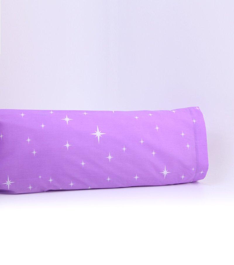 Funda de almohada Hada estampada polialgodón