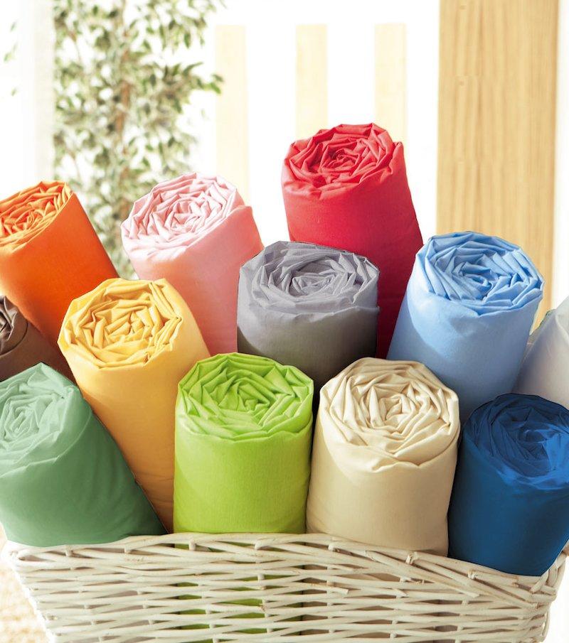 Bajera 50% algodón 50% poliéster (colores)