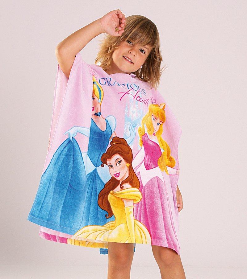 Albornoz infantil Disney