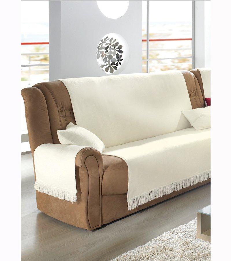 Protector de sofa tejido polar