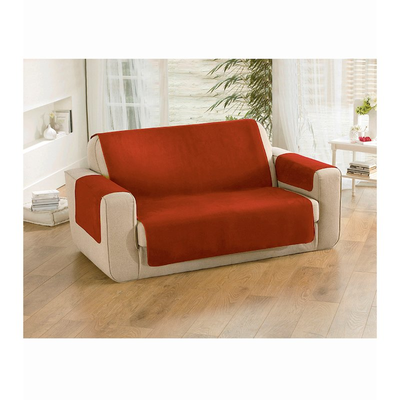 Foulard antideslizante sofá respaldo y asiento
