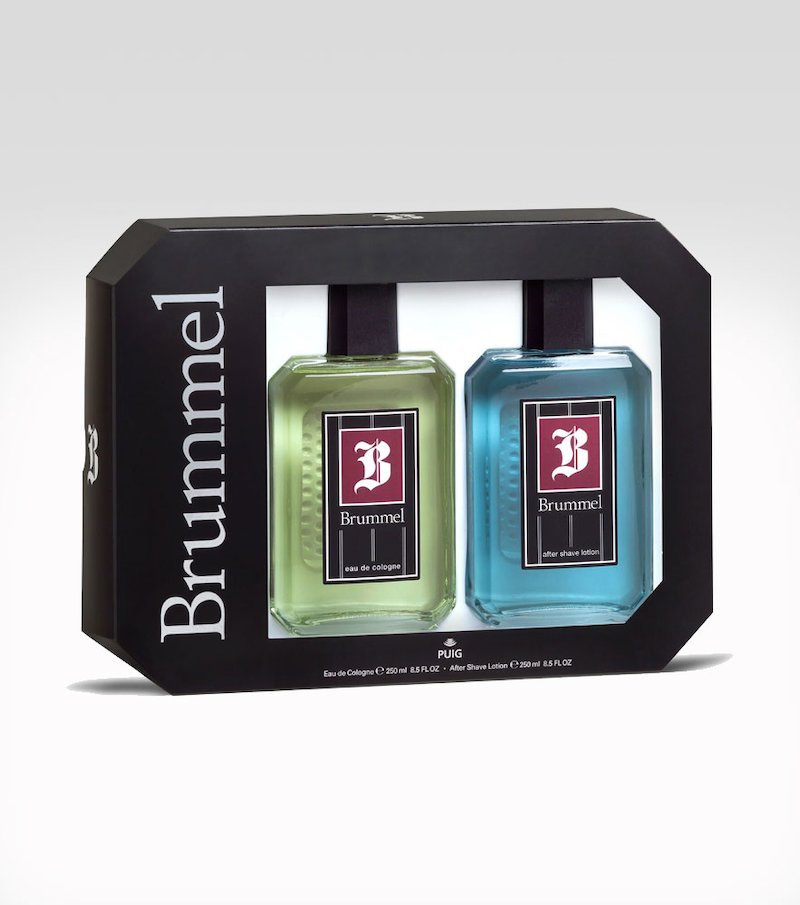 Colonia hombre BRUMMEL + After shave