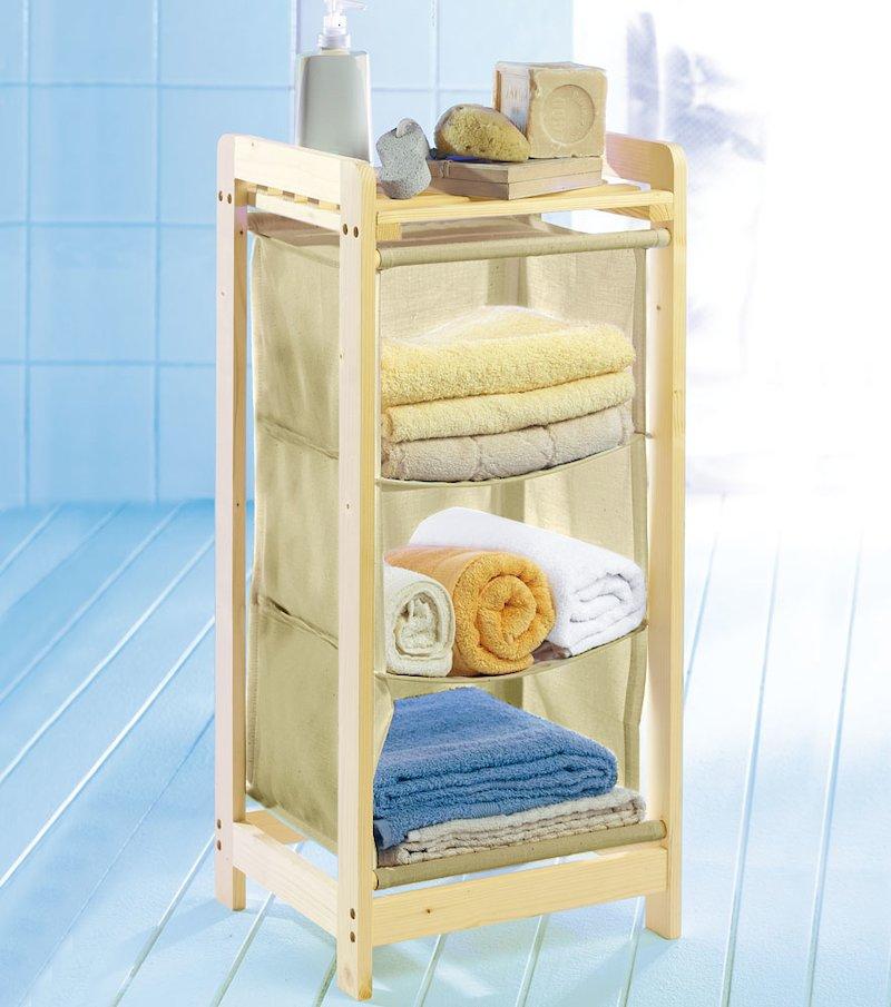 Armario de baño auxiliar