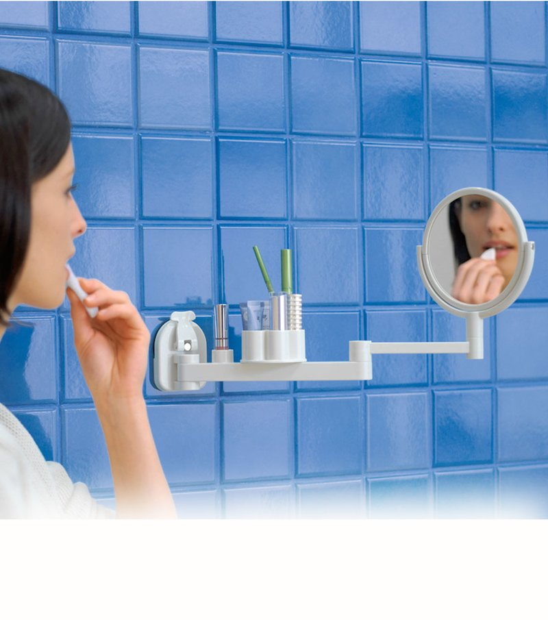 Espejo aumento baño