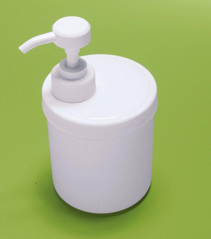Recipiente reciclador de jabón