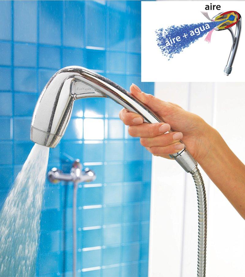 Cabezal de ducha Ecoxígeno aire y agua