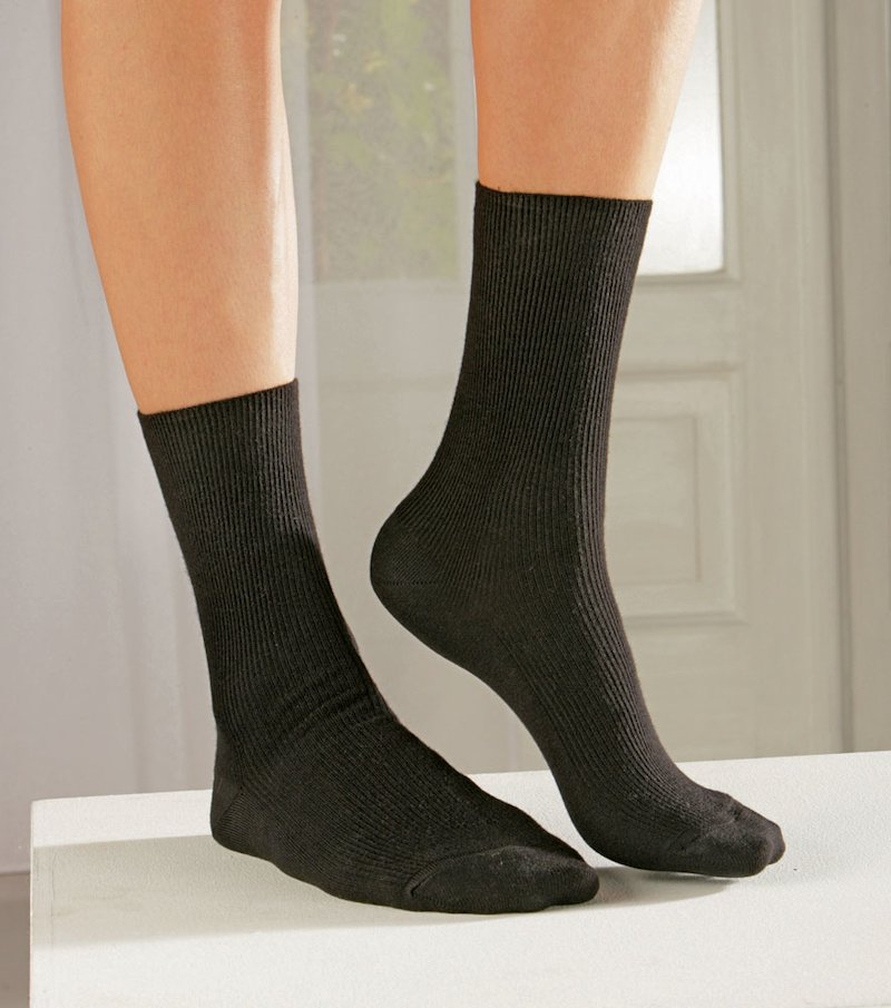 Calcetines piernas sensibles