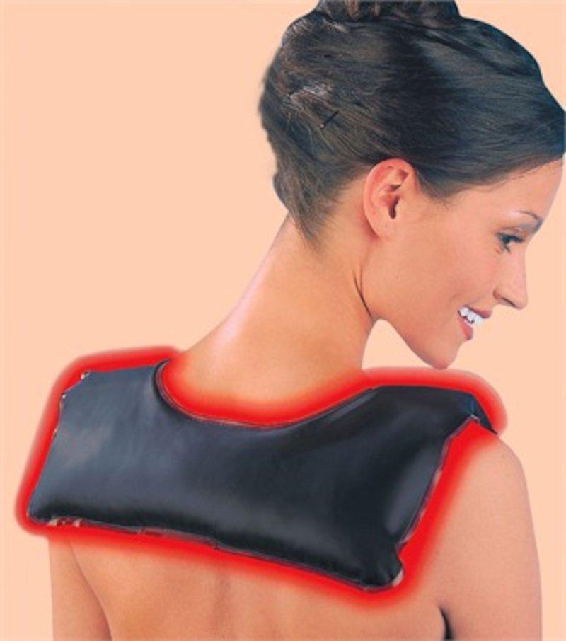 Bolsa térmica turba hombros y nuca