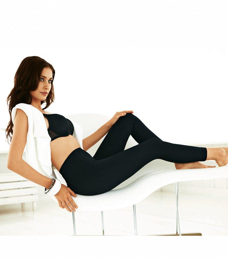 Pantalón refrescante de algodón microencapsulado - Blanco
