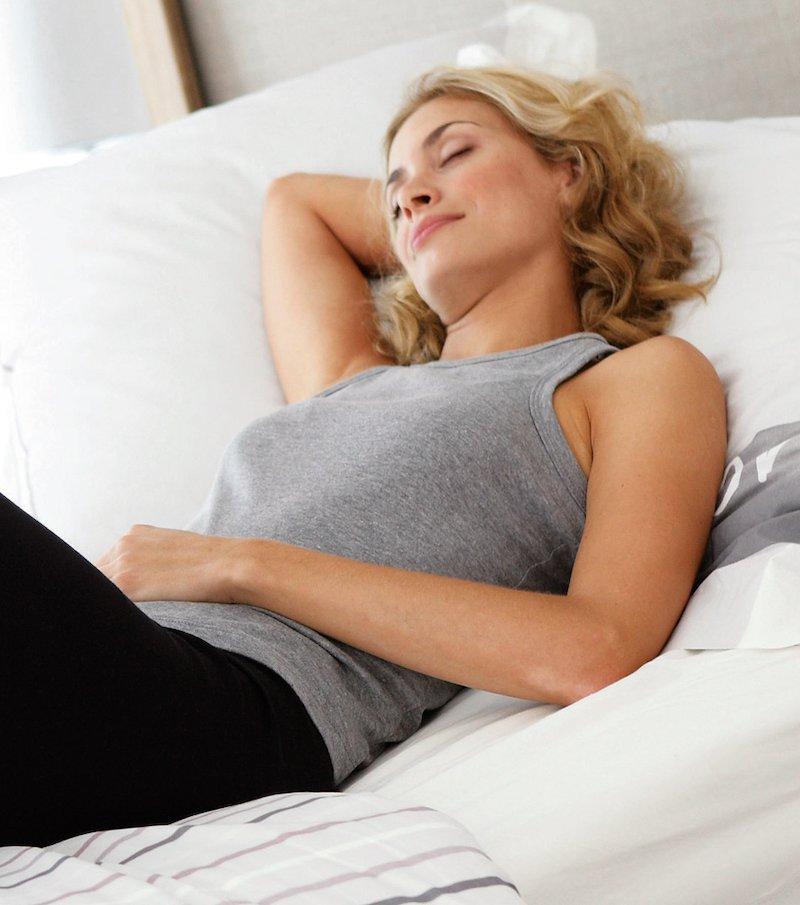 Camiseta refrescante mujer algodón microencapsulad