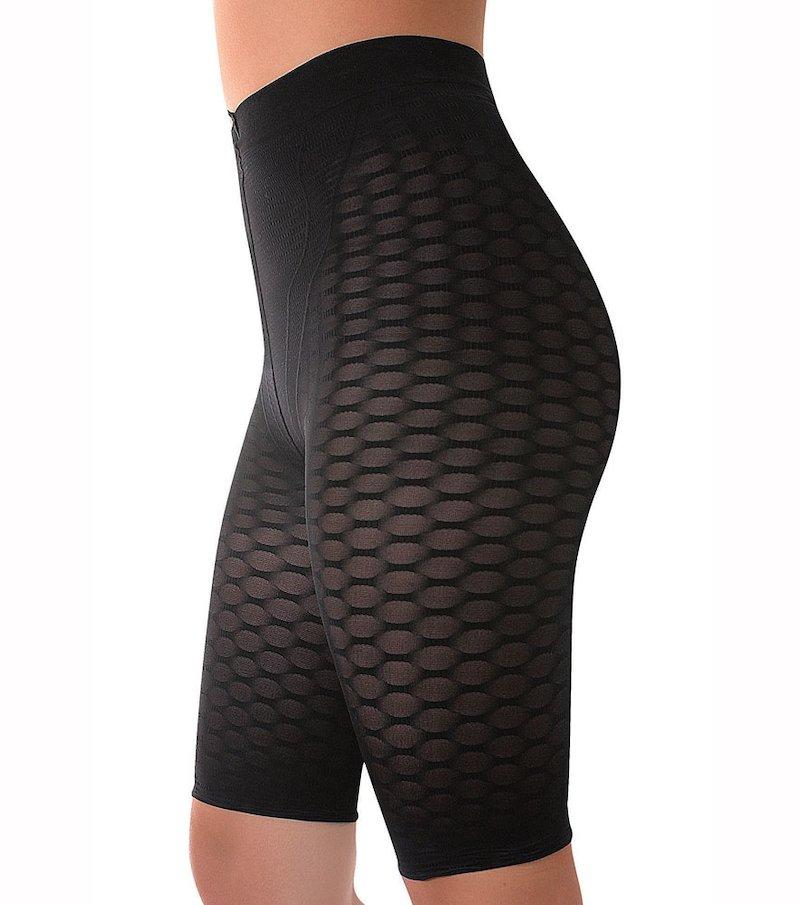 Panty micromasaje negro