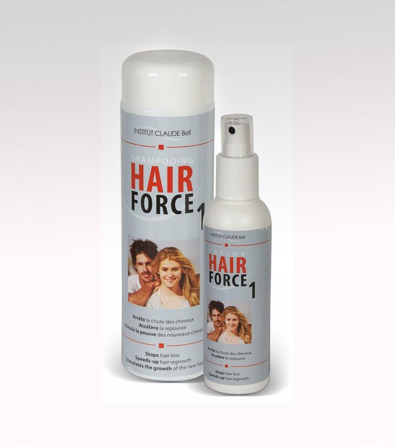 Champú Hair Force 1