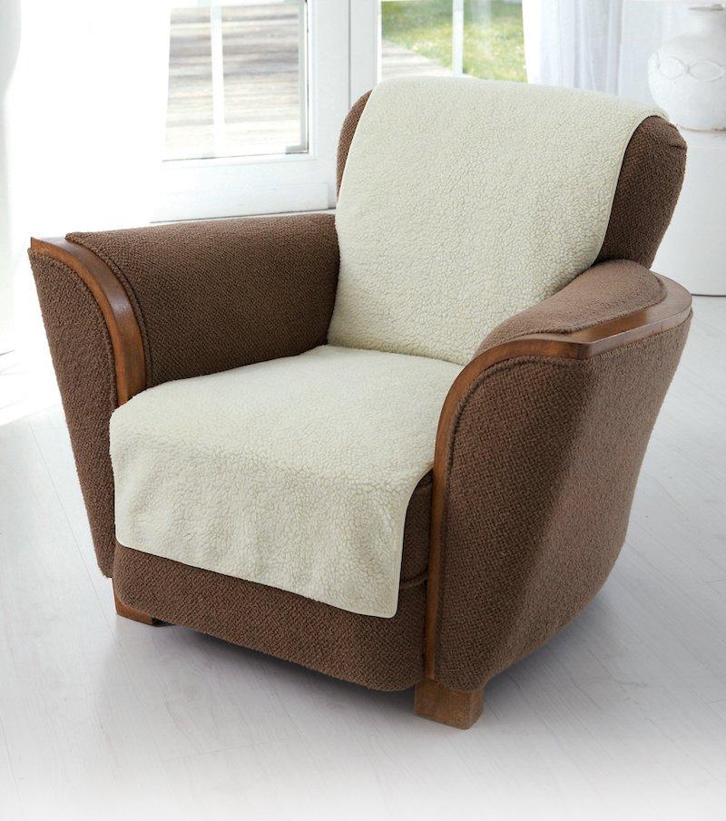 Protector de sillón calor