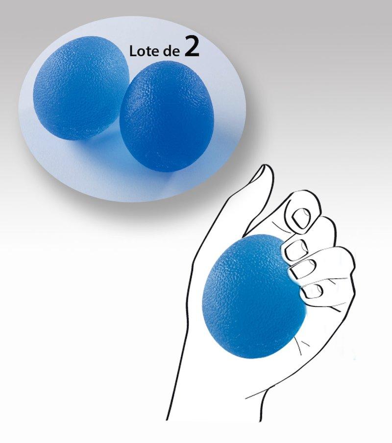 Lote de 2 pelotas de ejercicio