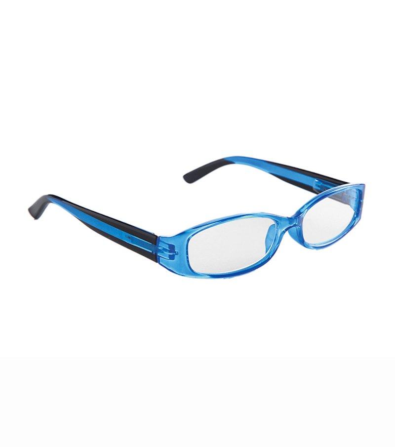 Gafas de lectura con vidrios orgánicos - Azul