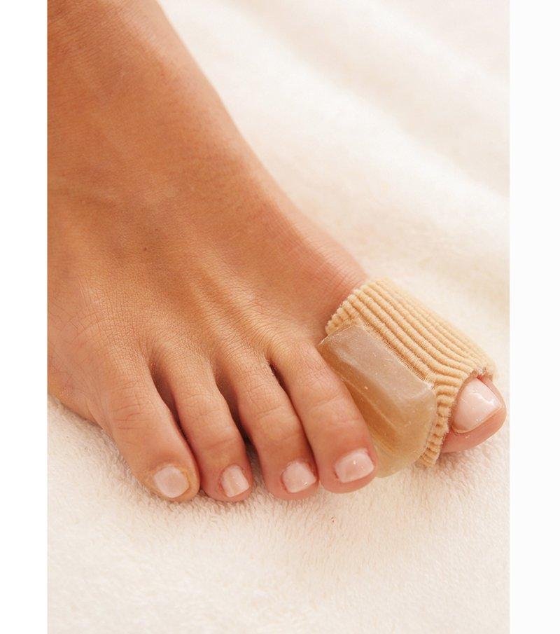 Protector especial para el dedo gordo del pie
