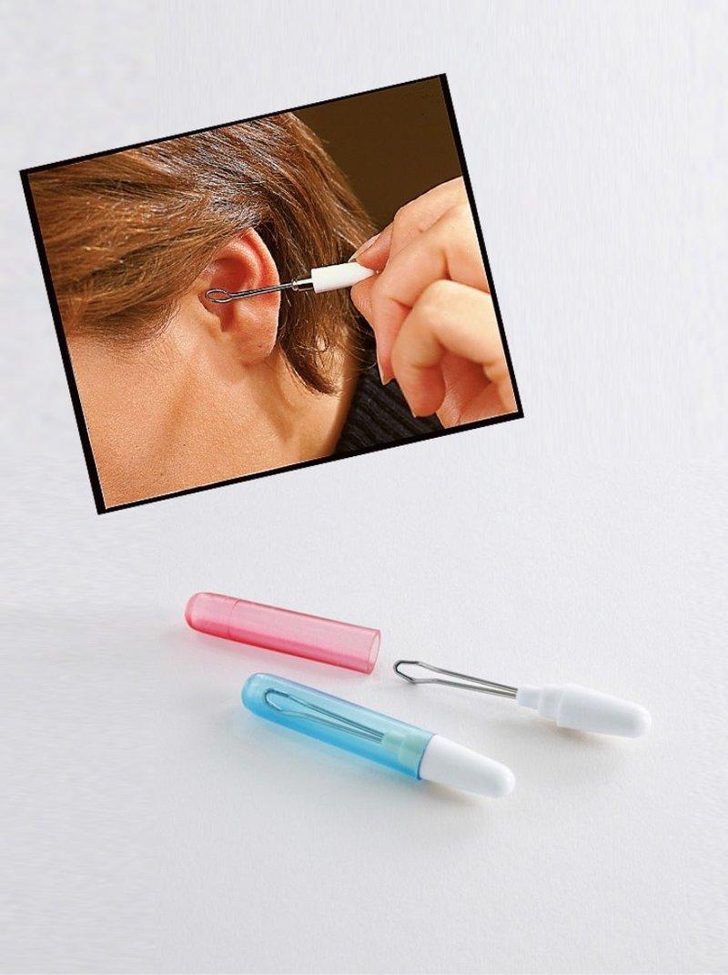 Lote 2 limpiadores de oídos